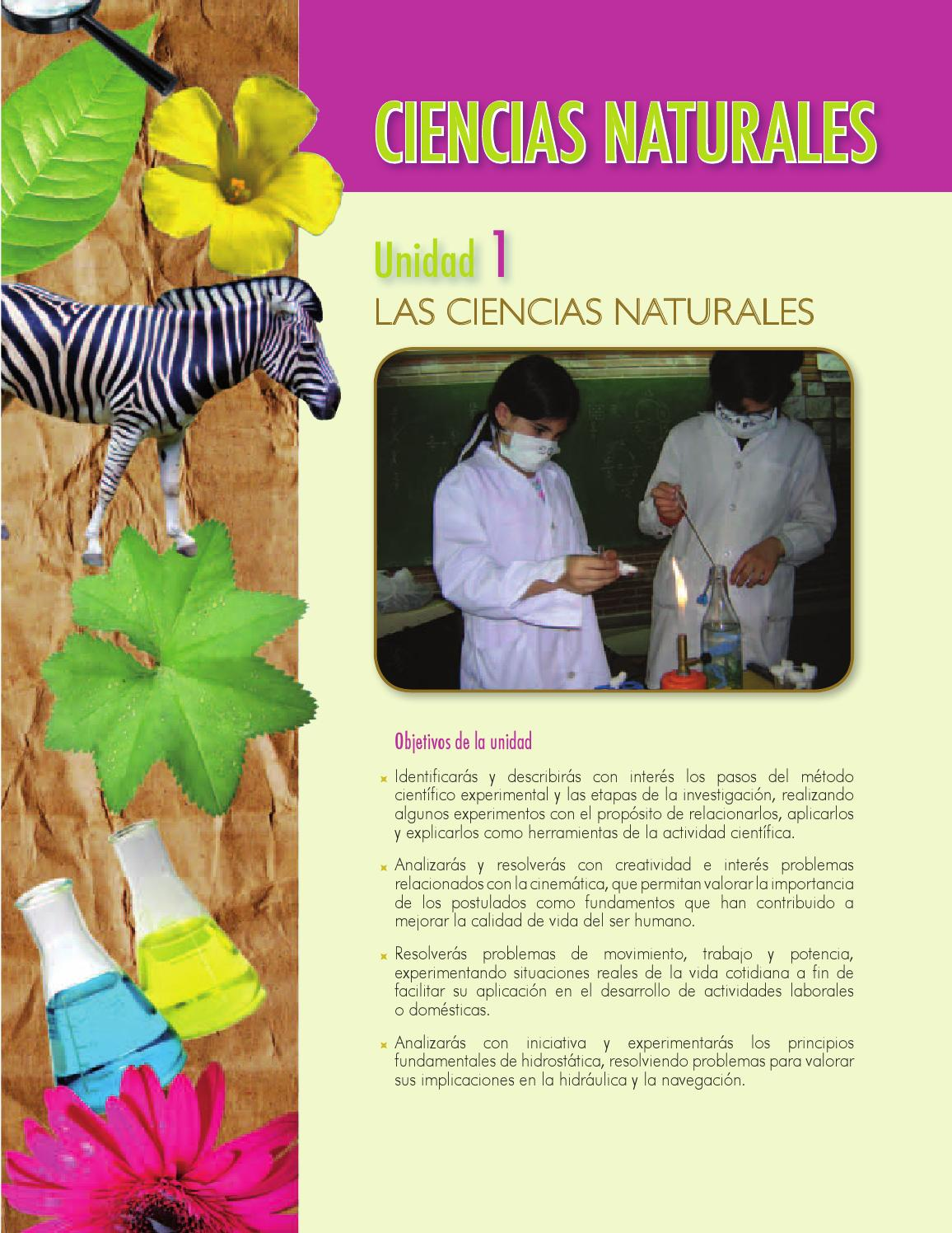 Ciencias naturales 8° by Paginas Web gratis - issuu