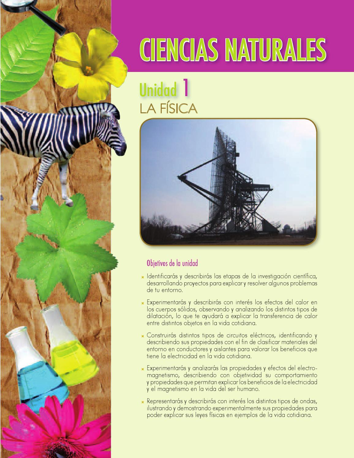 Ciencias naturales 9° by Paginas Web gratis - issuu
