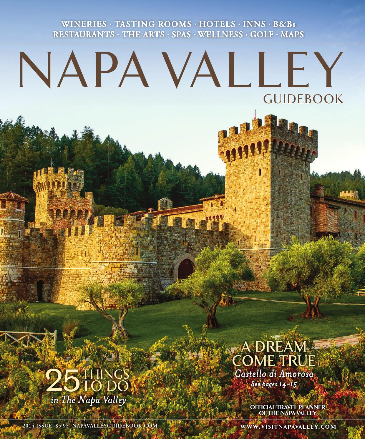 Best Hotels In Napa Valley Wine Country