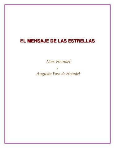 Elmensajedelasestrellas by astroman - issuu