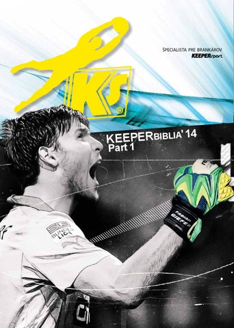 d21a4fd4e KEEPERsport SK katalog Q1-2 2014 by KEEPERsport - issuu
