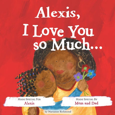 put me in the story i love you so much personalized book by