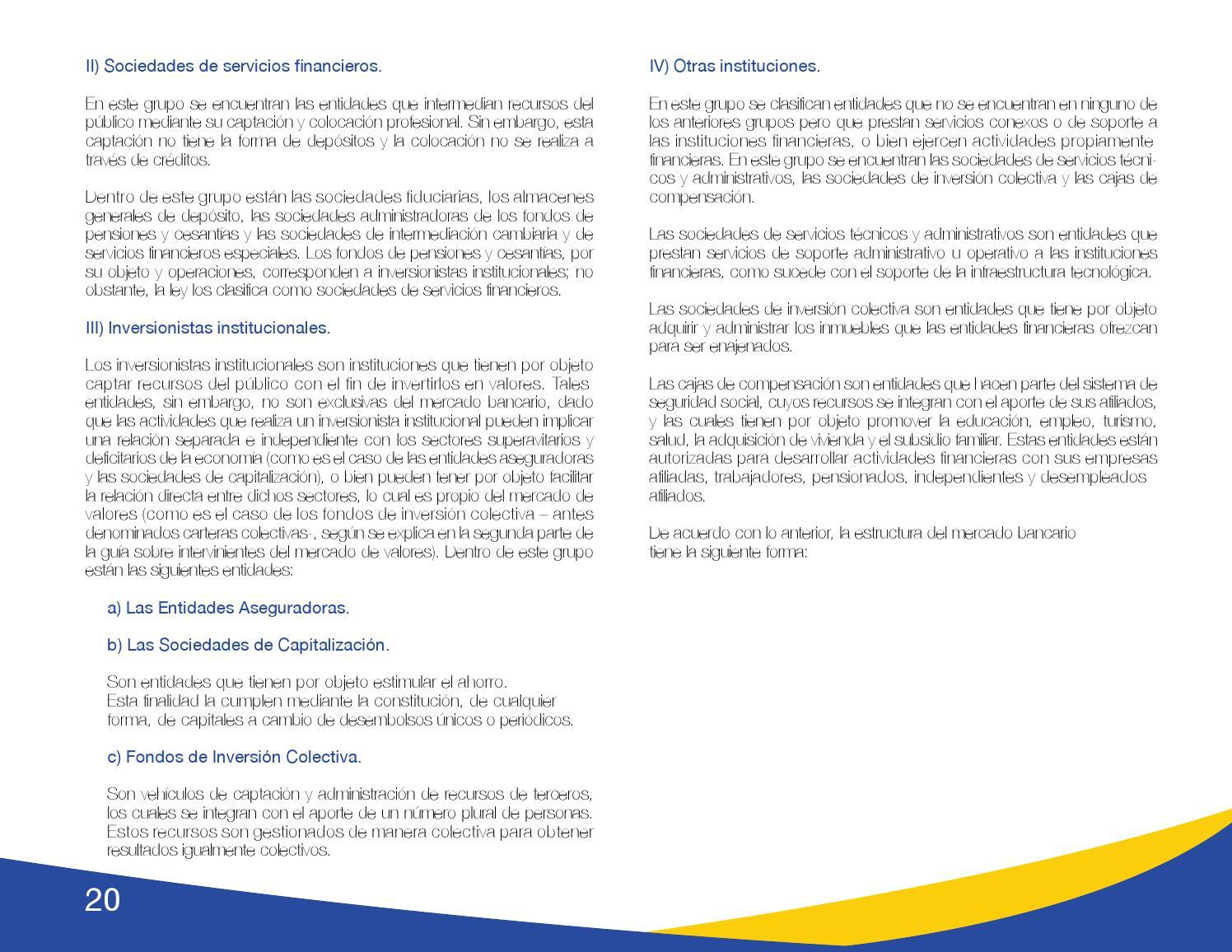 Guía Del Mercado De Valores By Bolsa De Valores De Colombia