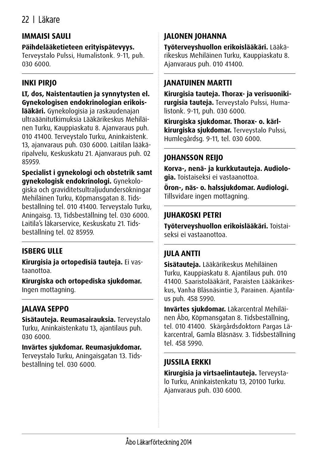 Endokrinologi Turku