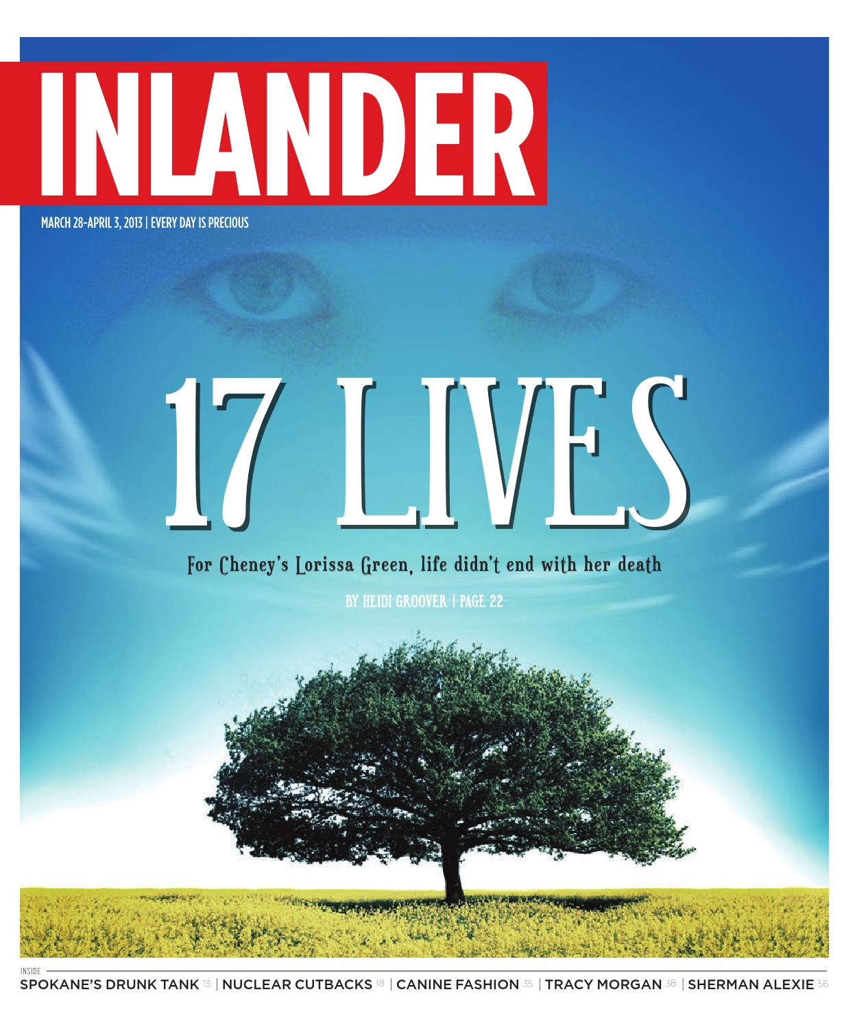 Inlander 3/28/2013 by The Inlander - issuu
