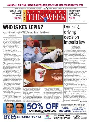 Kamloops This Week, February 18, 2014 by Black Press Media Group - issuu