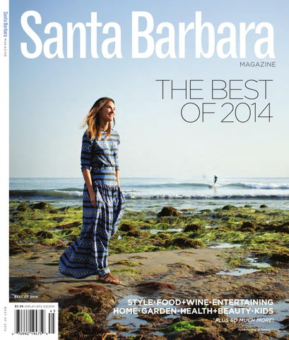 a254c39f4640 Best of 2014 by Santa Barbara Magazine - issuu