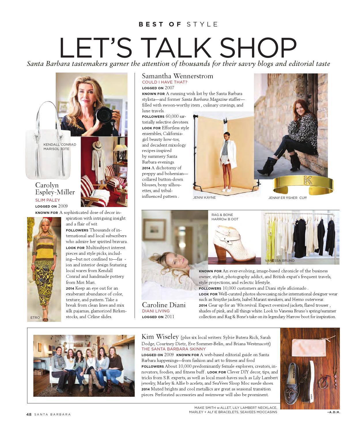 Best Of 2014 By Santa Barbara Magazine Issuu