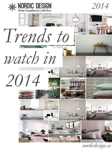 home decorating trends 2014 by nordic design issuu
