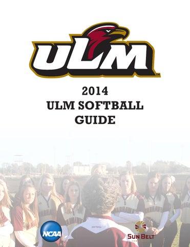 2014 Ulm Softball Guide By Ulm Issuu