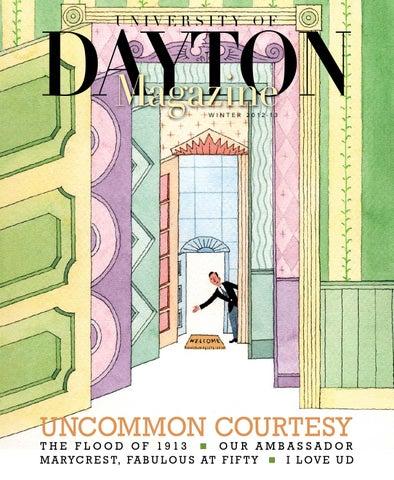 3f4393575a9f22 University of Dayton Magazine. Winter 2012-13 by eCommons - issuu