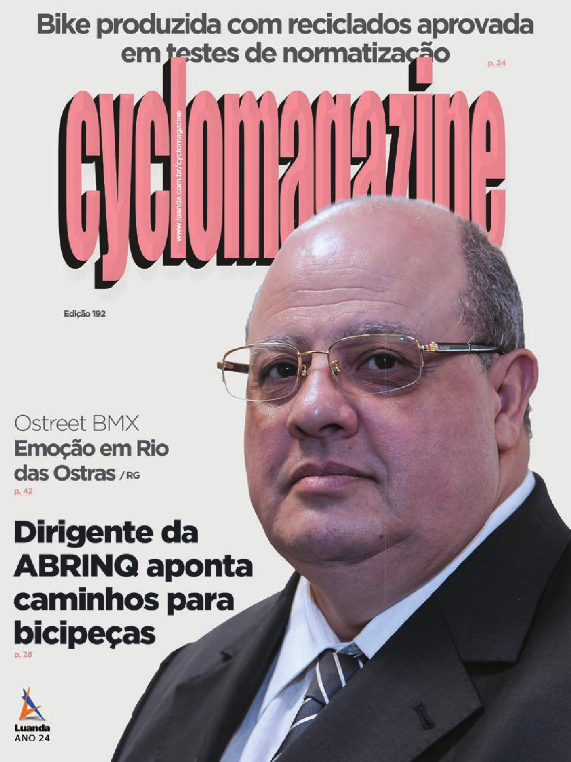 1bf91df6f Cyclomagazine 192 by Luanda Editores - issuu