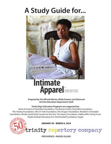 intimate apparel play sparknotes