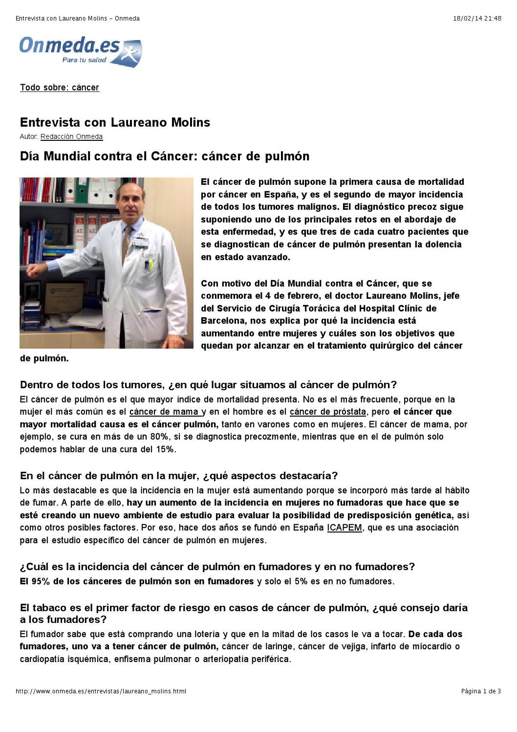 autodiagnóstico para el cáncer de próstata