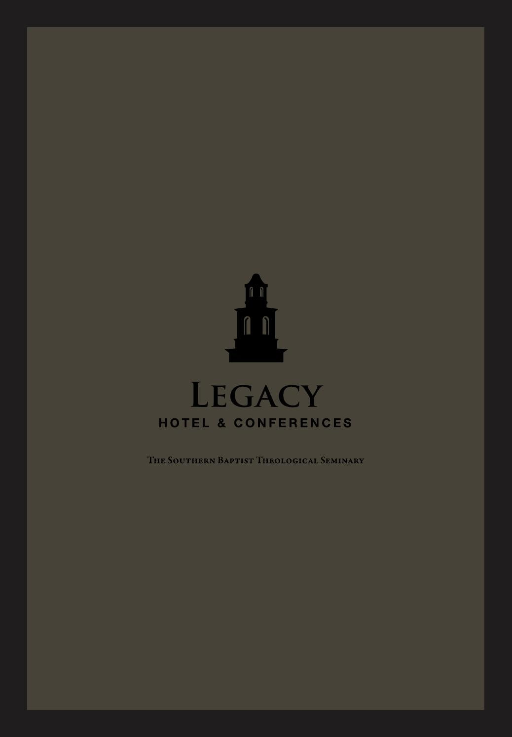 Legacy Hotel and Conferences by The Southern Baptist ... on boyce college campus map, sbvc campus map, intel campus map, swbts campus map, sbcc campus map, church campus map,