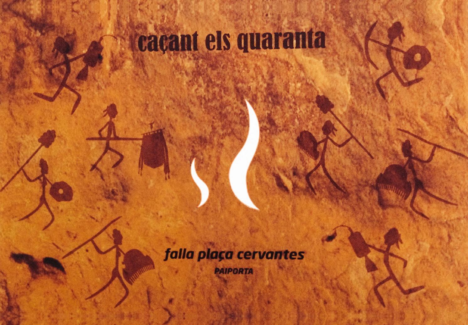 Tono Perruquers Terrassa : Llibret 2014 de lassociació cultural falla plaça cervantes de