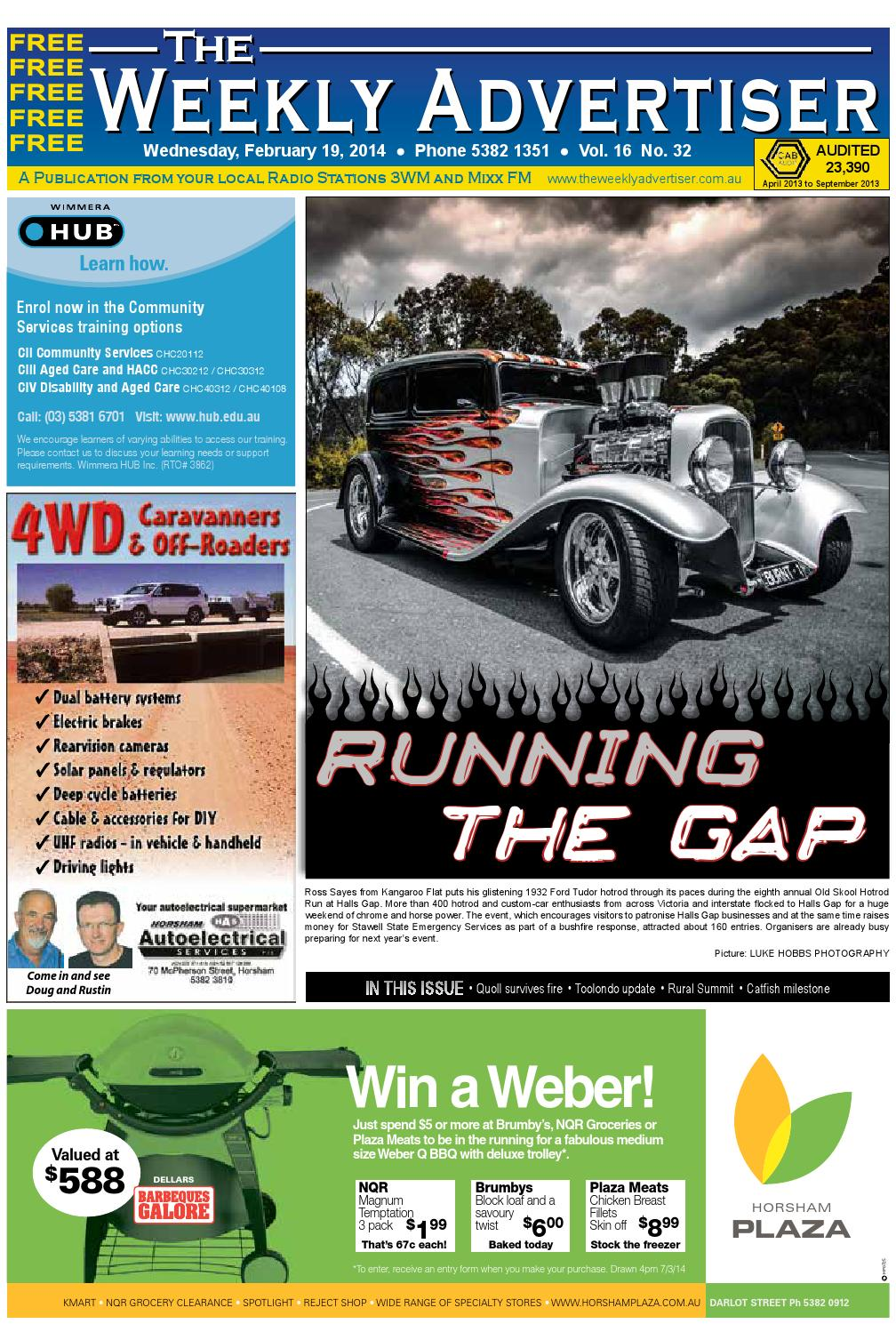 5c1aec7d The Weekly Advertiser - Wednesday, February 19, 2014 by The Weekly  Advertiser - issuu