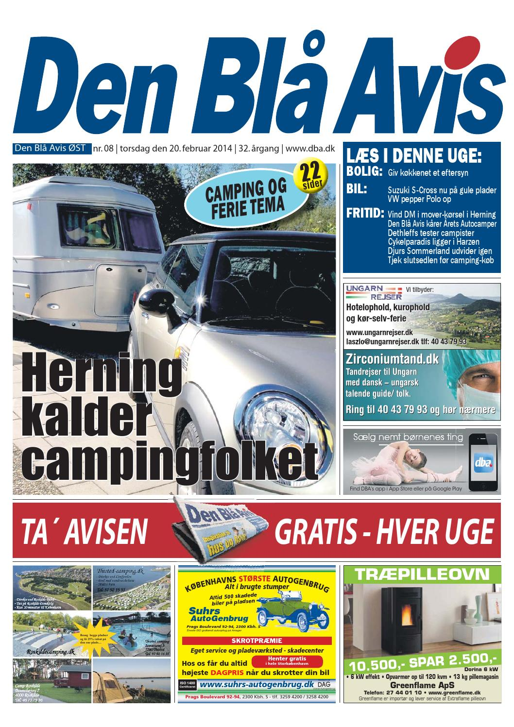 Den Blå Avis Øst 08 2014 by Grafik DBA issuu