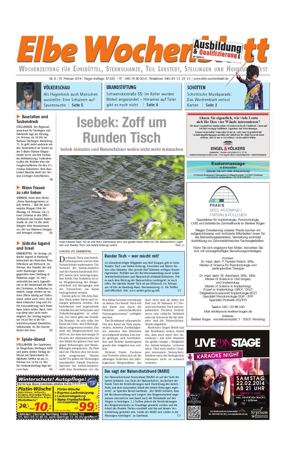 Eimsbüttel KW08 2014 by Elbe Wochenblatt Verlagsgesellschaft