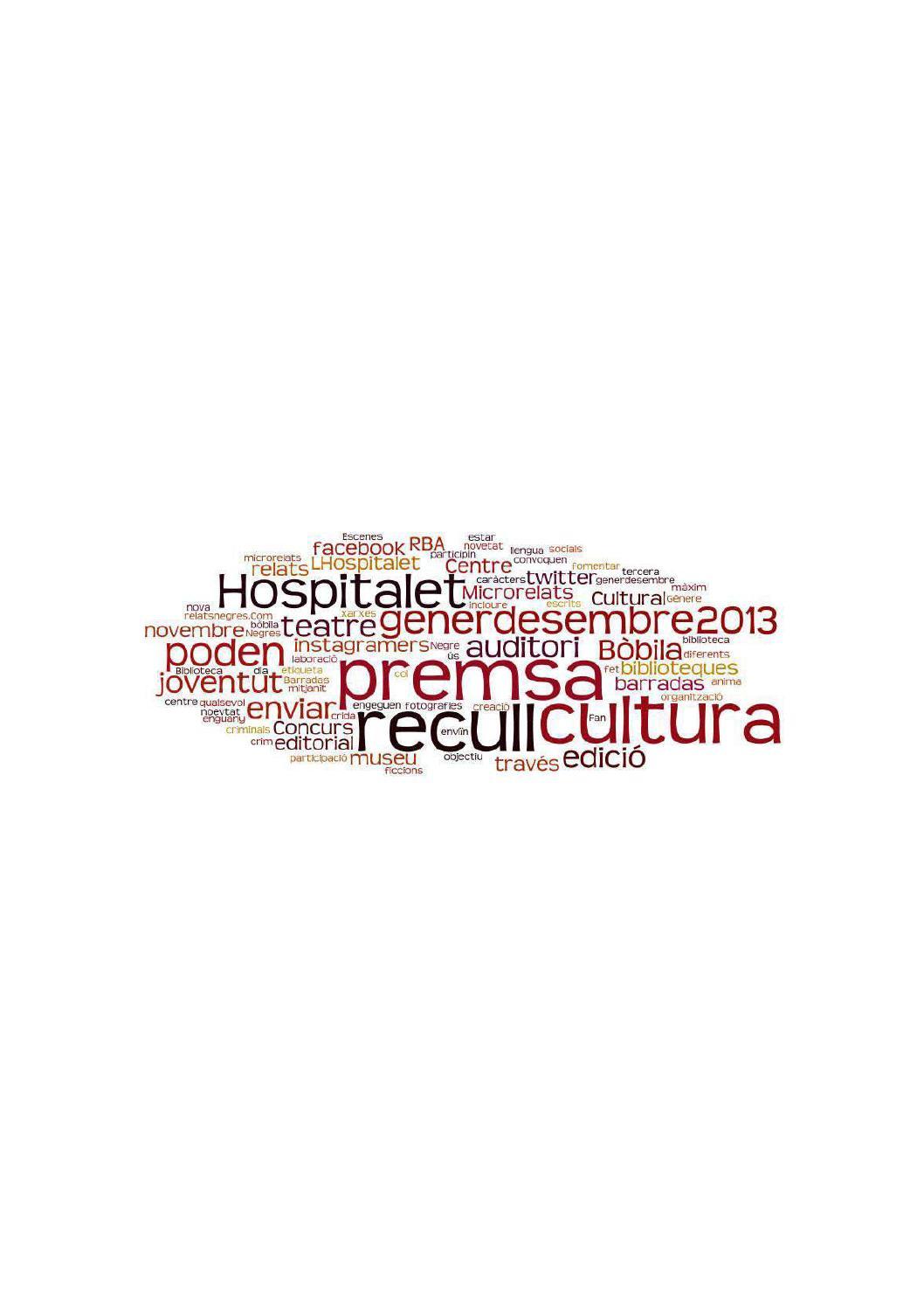 Recull de premsa 2013 by Pilar Gonzalo - issuu