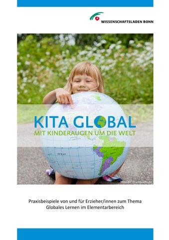 KITA GLOBAL Praxisbeispiele zum Globalen Lernen in der KITA by WILA ...