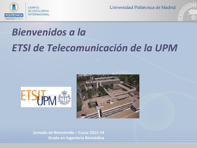 Presentación del Grado en Ingeniería Biomédica by Teleco UPM - issuu