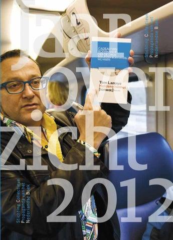 f4fa381695ff83 Stichting CPNB Jaaroverzicht 2012 by Stichting CPNB - issuu