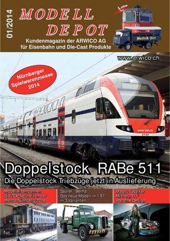 Arwico 2014 by modellismoferroviario.it - issuu