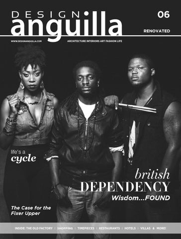 Design Anguilla Issue 06 - Renovated