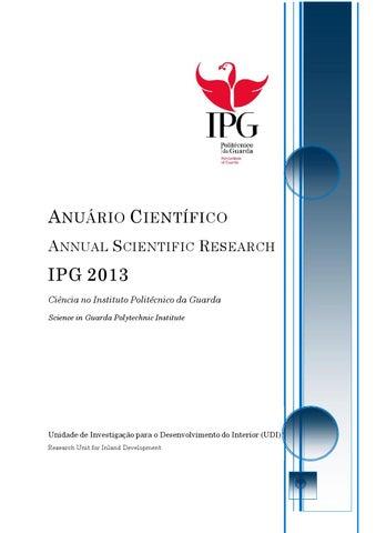 Anurio cientfico 2013 by cristina castro issuu page 1 fandeluxe Gallery