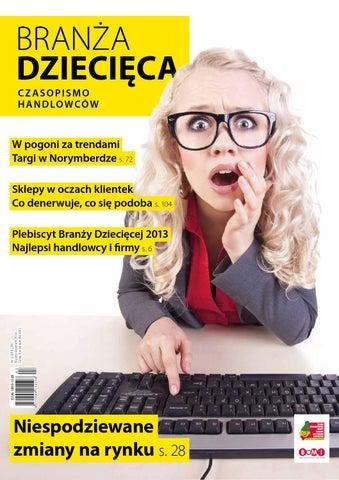 b3f314a70 Branża Dziecięca 2/2014 by Branża Dziecięca - issuu