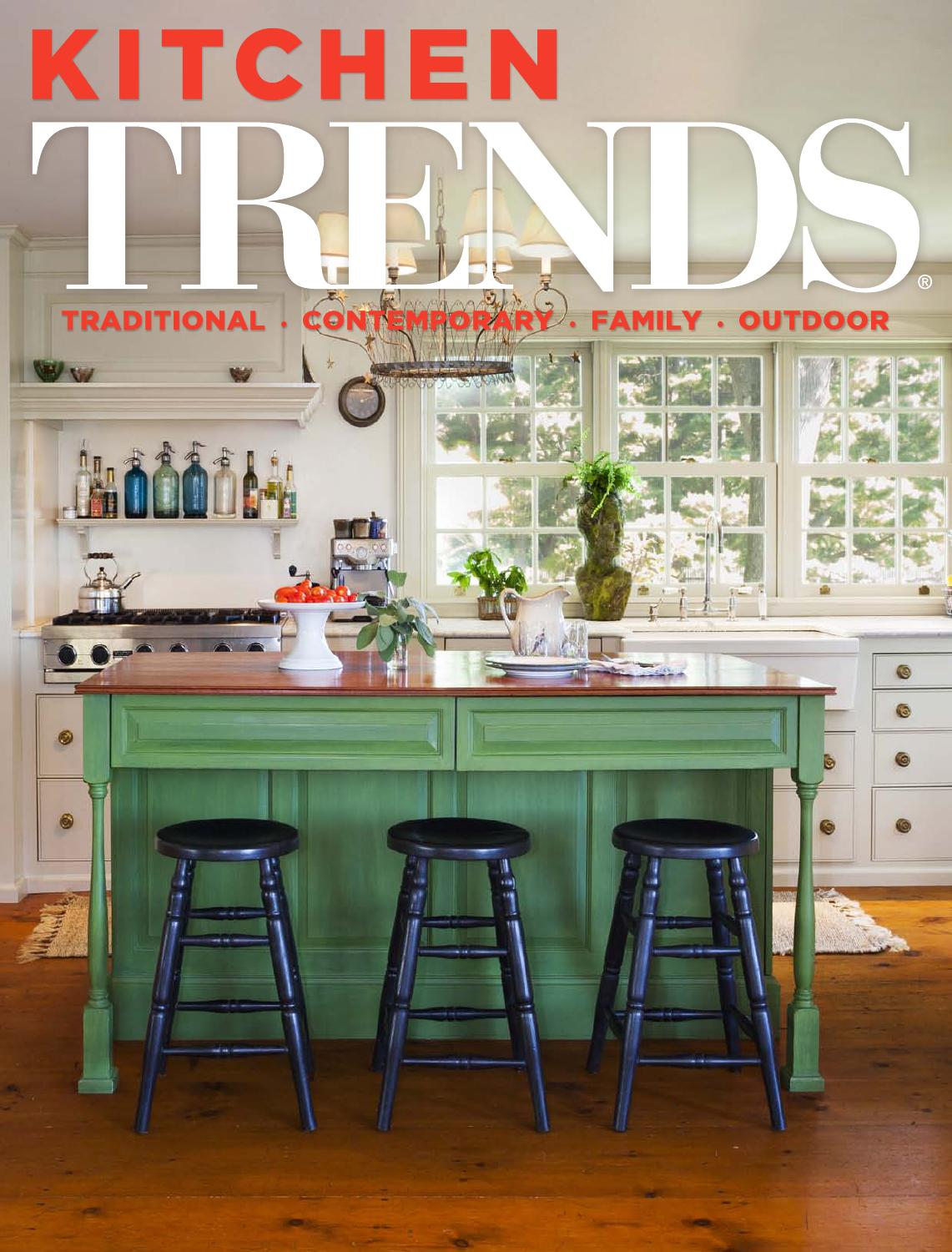 Kitchen Trends Usa Vol 29 12 By