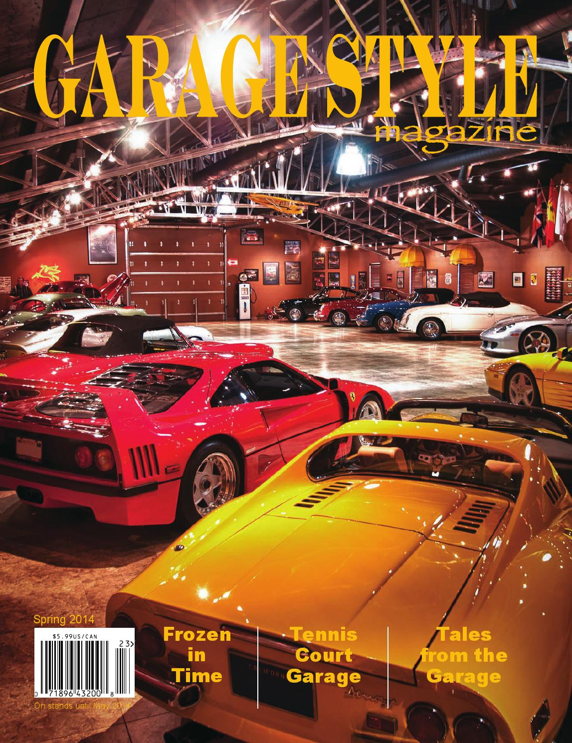 Issue 24 By Garage Style Magazine Issuu 1961 Ford Falcon The Girls Of Sema 2014 High Horsepower