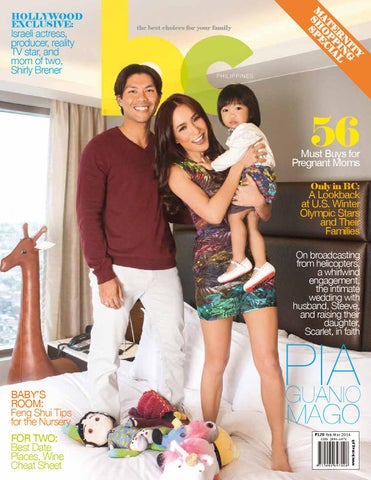 BC Philippines February-March 2014 Pia Guanio-Mago by BC Magazine ...