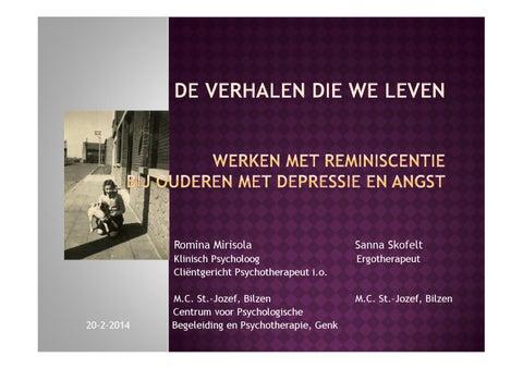 Workshop Reminiscentie By Provincie Limburg Issuu