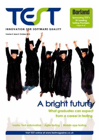 Test magazine december 2011 january 2012 by 31 media issuu test magazine october november 2012 fandeluxe Choice Image