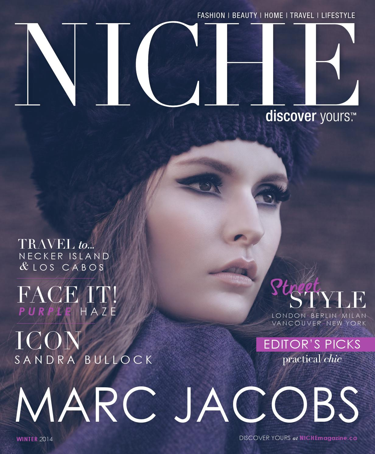 Niche Fashion Magazine Vol 02 Issue 01 Winter 2014 By Niche Magazine Issuu
