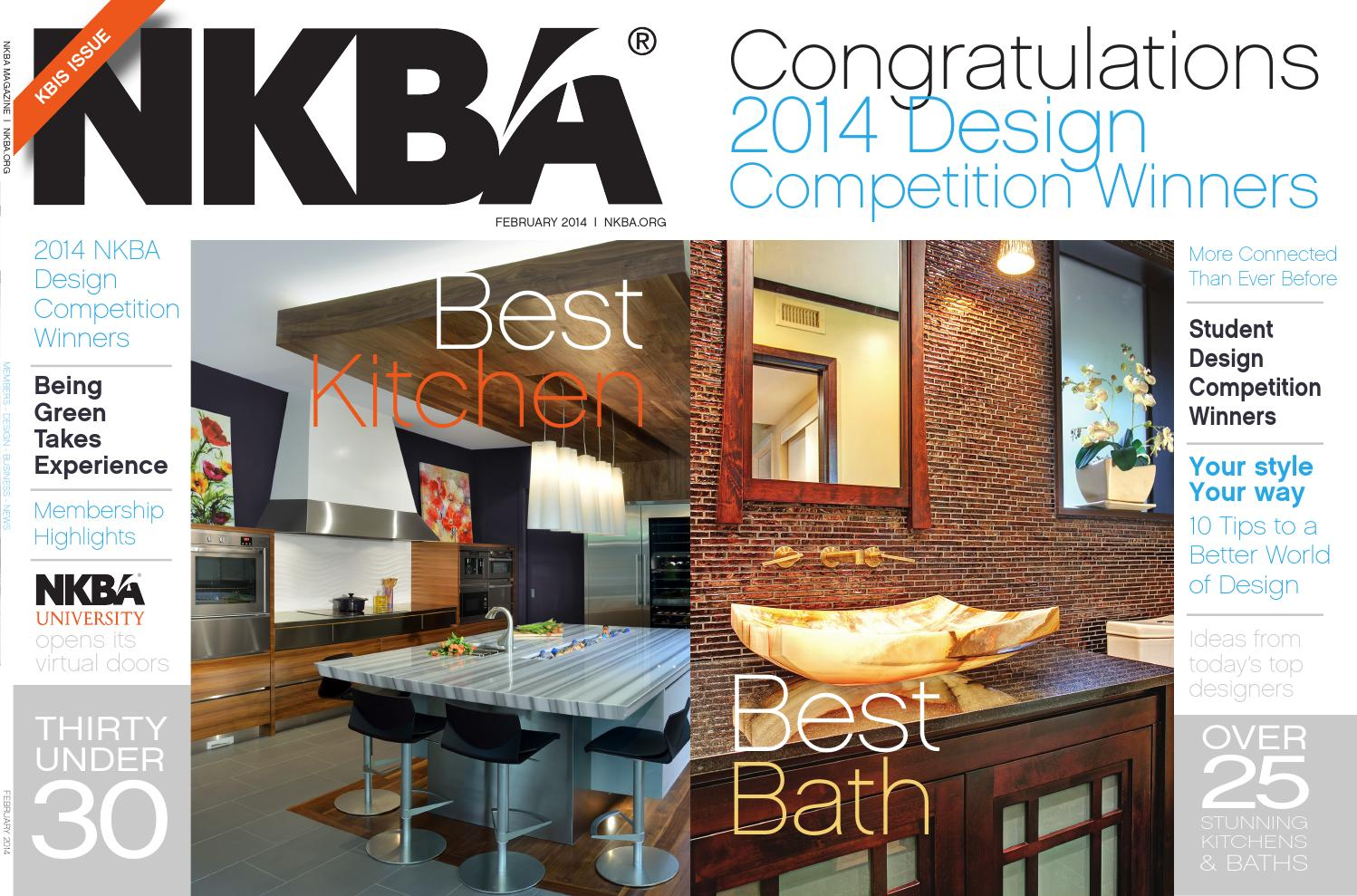 NKBA Magazine KBIS 2014 Issue by National Kitchen & Bath ...