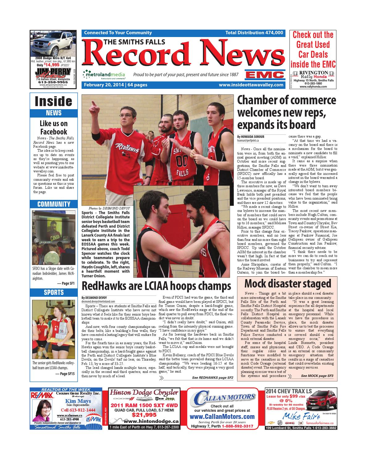 fc82880d4c Smithsfalls022014 by Metroland East - Smiths Falls Record News - issuu