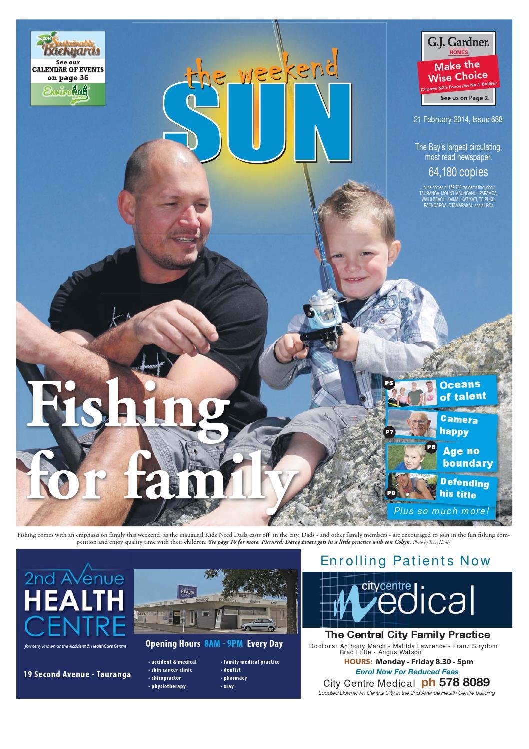 The Weeekend Sun 21 Feb 2014