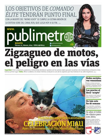 20140221_co_bogota by Metro Colombia - issuu