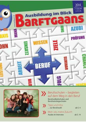Barftgaans - Ausbildung im Blick by Kay Steinmann - issuu