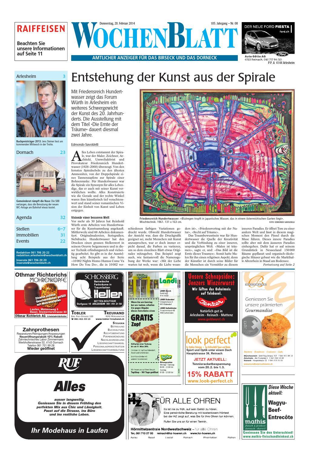 20140220 woz wobanz slim by AZ-Anzeiger - issuu