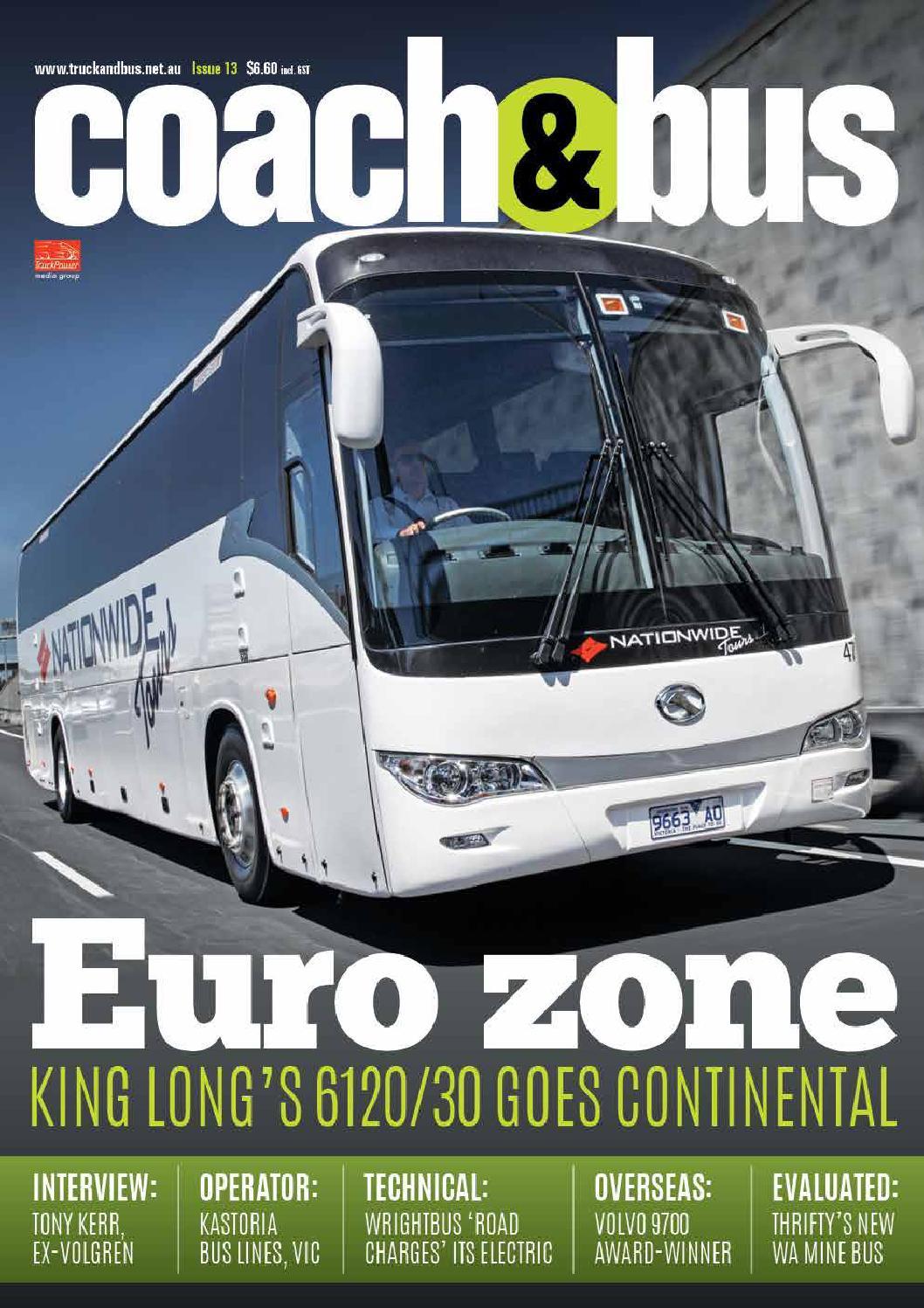 Coach bus today issue 13 by transport publishing australia issuu falaconquin