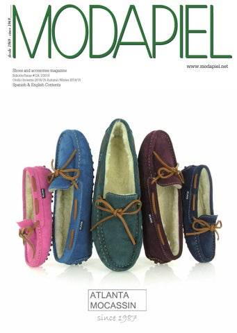 114d3fa7 Modapiel 121 Shoes and accessories magazine by Prensa Técnica S.L. ...