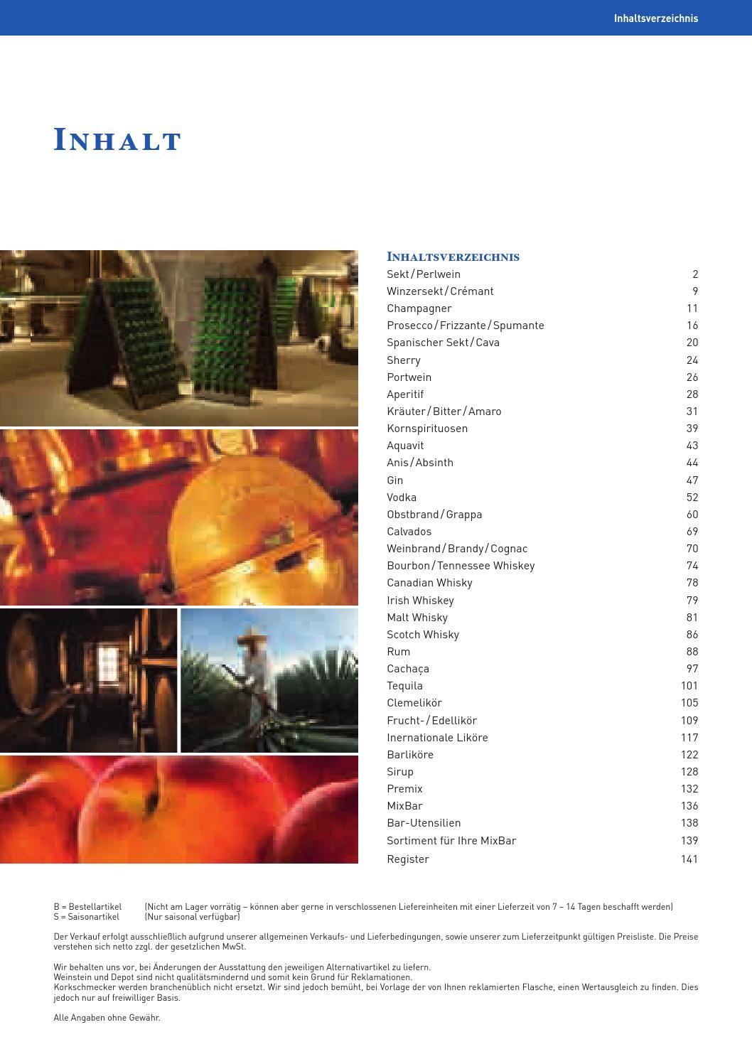 Spirituosenkatalog Ahlers 2014 by marketing wilke - issuu
