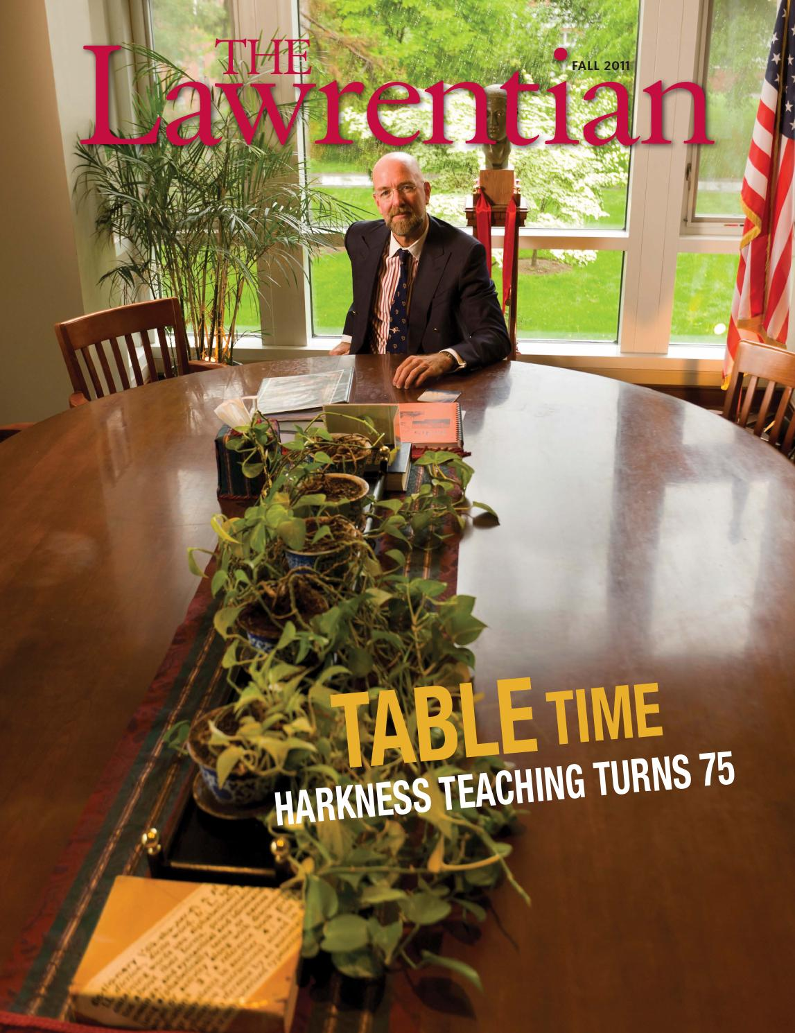 The Lawrentian - Fall 2011 by The Lawrenceville School - issuu