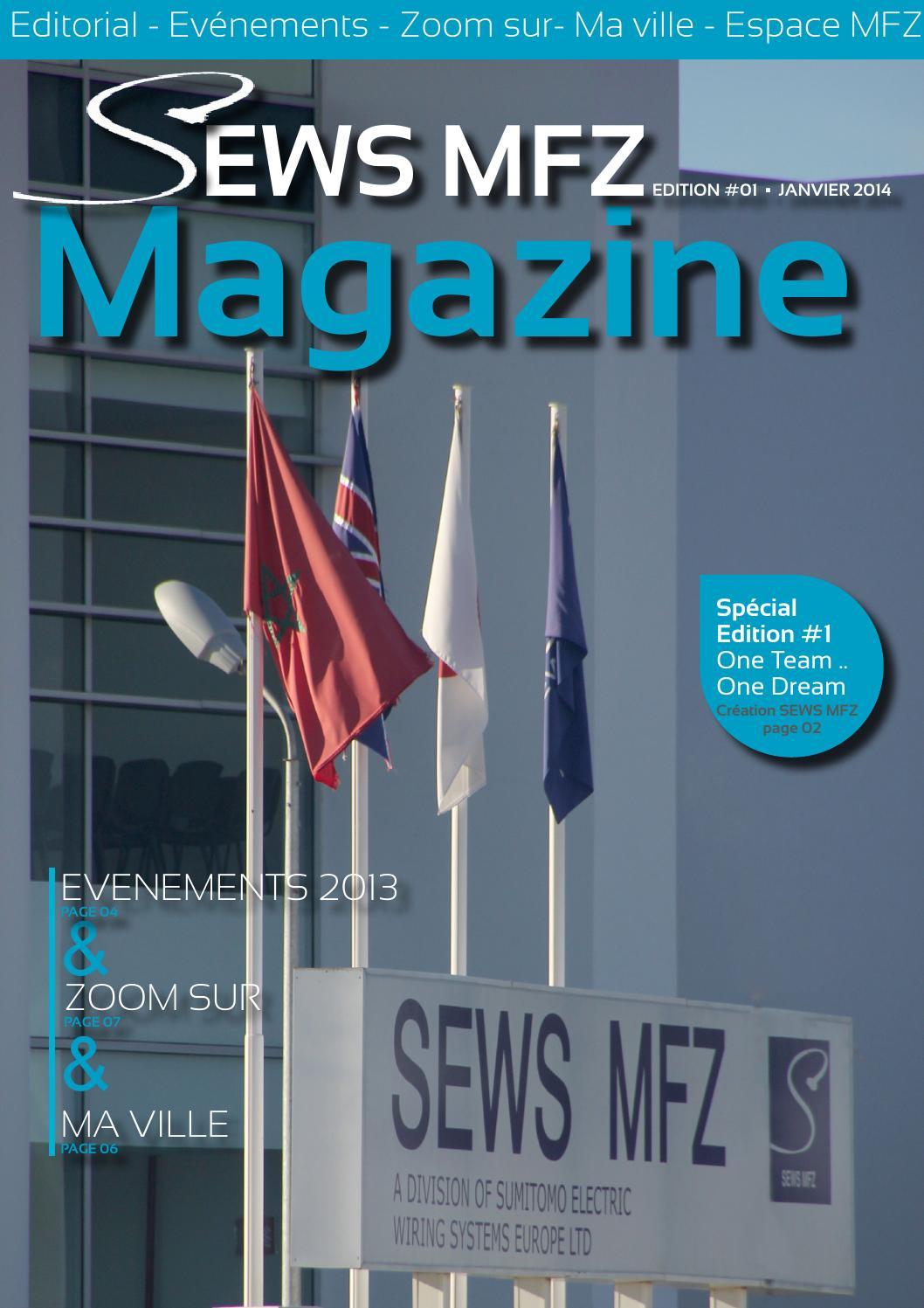 Sews 3 By Montasser Lamsamdi Issuu Sumitomo Electric Wiring Systems Europe Ltd