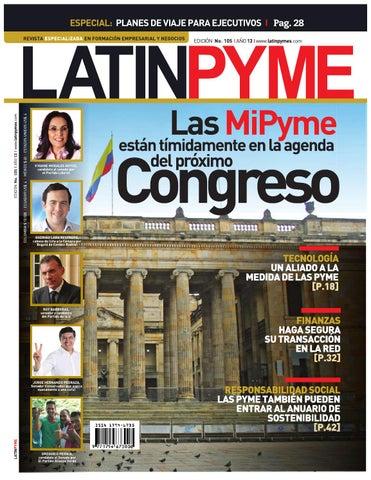 Edición Latinpyme No. 105
