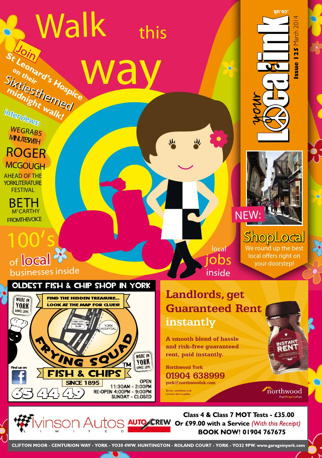 Your Local Link Magazine March 2014 By Your Local Link Ltd Issuu